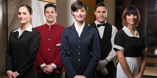 công tác quản trị nhân sự trong khách sạn