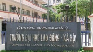 Đại học Lao Động Xã Hội Là đơn vị đào tạo đầu nghành về nhân sự