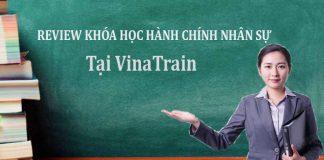khóa học hành chính nhân sự tại trung tâm vinatrain