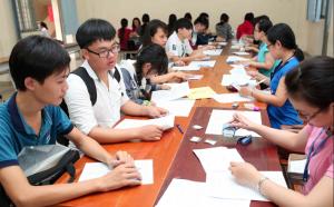 Hiện tại rất nhiều trường đại học chú trọng tuyển sinh và đào tạo về lĩnh vực nhân sự