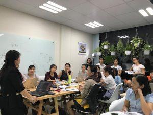 Lớp học nhân sự chuyên nghiệp tại trung tâm Hr tool tại Hồ Chí Minh