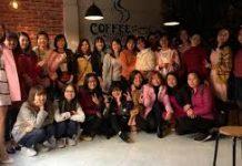 Buổi giao lưu của học viên nhân sự tại Trung tâm Trung Phương